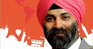 Harmandeep Singh Anand is creating a pleasant disruption by not forming a panel but naming his preferred list of candidates as heat builds up ahead of 66th TAAI AGM at Lalit Mumbai on 28 November 2017