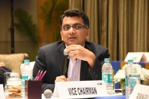 Anuj Munjal is new  Vice Chairman of CII Haryana State Council