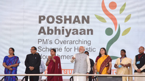 Digital India plans to wage decisive battle on malnutrition with e-based Poshan Abhiyan