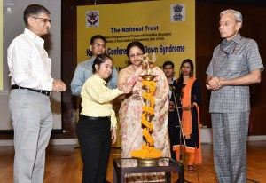 National Conference on Down Syndrome organised by the National Trust under Ministry of Social Justice and Empowerment