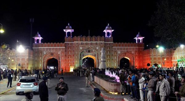 Jaipur Smart City to develop night bazaar at Chaura Rasta, in the heart of Pink city