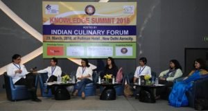 One of the women-only panel moderated by Chef Manisha Bhasin was an eye opener at the ICF's First Knowledge Summit 2018
