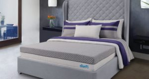 Cotton Candy memory foam mattress
