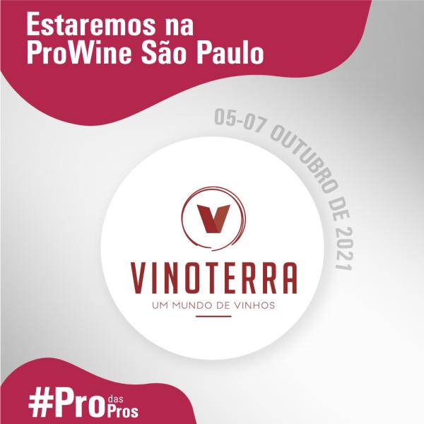 Vinoterra traz suas 12 bodegas para o mercado brasileiro na ProWine São Paulo