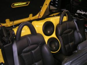 Prowler Car: WaterFall