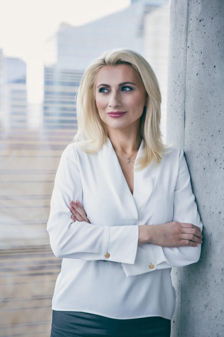 Olga Zelent, General Manager Coders Lab
