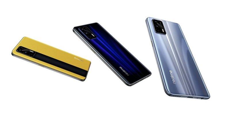 realme GT - flagowy model marki realme na rok 2021 zadebiutuje w Polsce już 15 czerwca. Oferuje wsparcie dla komunikacji 5G. Będzie to najbardziej przystępne cenowo urządzenie z procesorem Qualcomm Snapdragon 888.