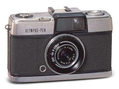 Zdjęcie 9. Źródło: https://www.olympus-global.com/company/milestones/100years/?page=features_100years