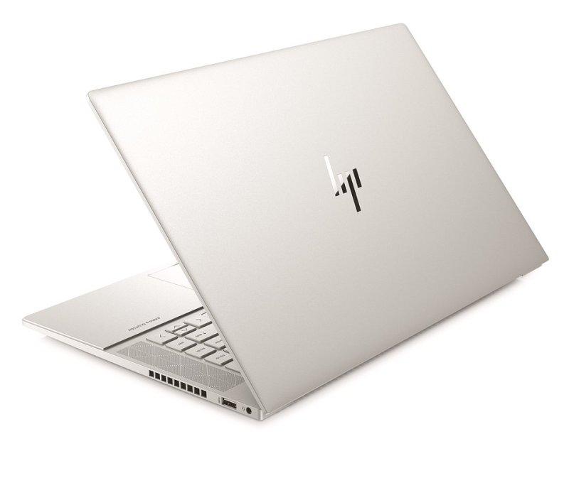 HP ENVY 15 posiada całkowicie aluminiową obudowę oraz dotykowy ekran 4K OLED VESA DisplayHDR™ True Black, procesor Intel® Core™ 10. generacji, kartę graficzną NVIDIA® GeForce® RTX™ 2060 z Max-Q i system chłodzenia znany z laptopów dla graczy.