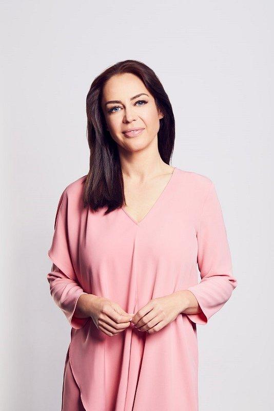 Maria Rotkiel, psycholog, terapeutka rodzinna, trenerka rozwoju zawodowego i osobistego, autorka poradników psychologicznych