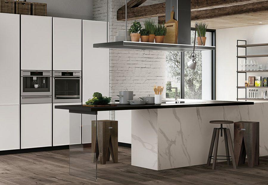 Nascono dalla necessità di eliminare. Cucine Moderne Milano Rivenditore Stosa Cucine Prowood