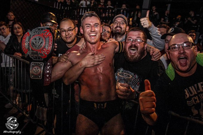 Kamikaze Pro Present's, 6th Anniversary Show, The Review
