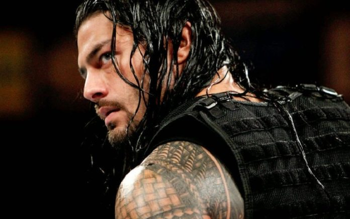 THE BIG DOG Roman Reigns Not WrestleMania