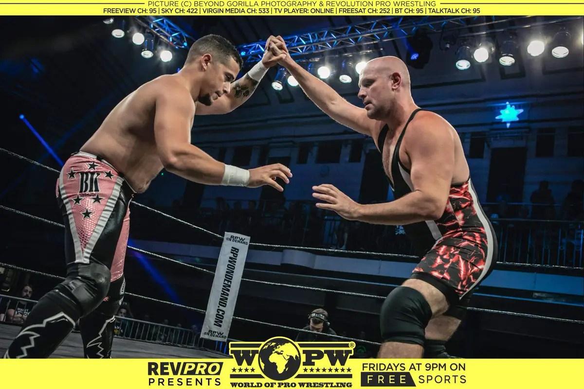 Revolution Pro Wrestling Presents World Of Pro Wrestling