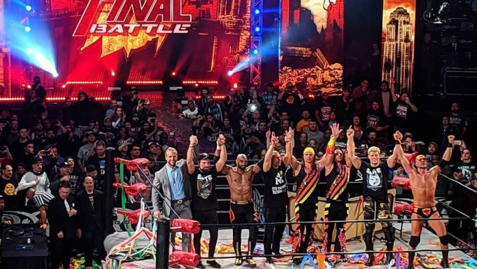 Pro Wrestling Post Week in Review for (12/16/18)