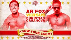 Christian Casanova AR Fox