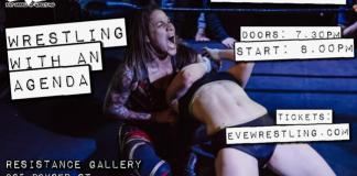 #Preview: Pro-Wrestling: EVE Presents - Wrestling With An Agenda