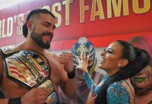 Andrade US Championship