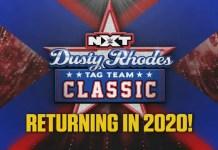#NEWS: Dusty Rhodes Tag Team Classic 2020 Announced