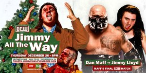 GCW Jimmy All The Way