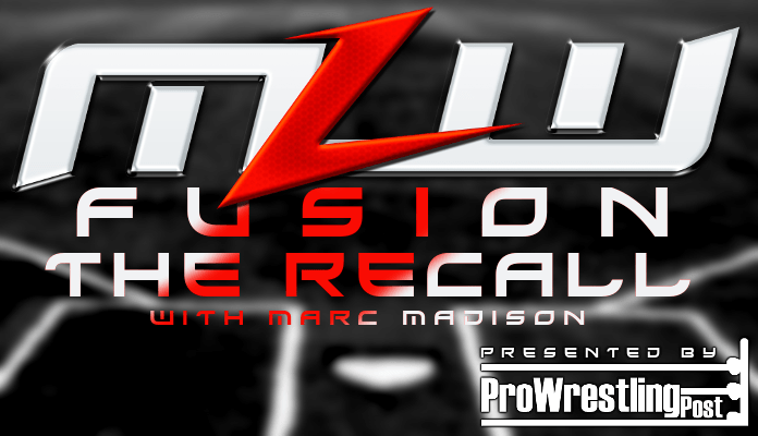 MLW Fusion The Recall