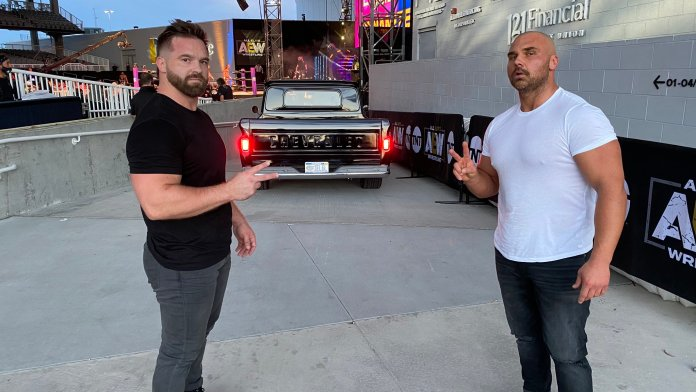 FTR Debuts In All Elite Wrestling