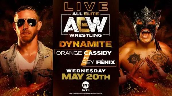 AEW Dynamite IGNITE for 5/20/20