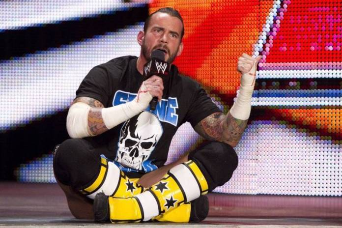 CM Punk & The Pipebomb