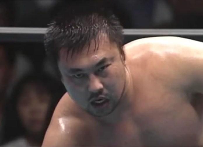 Misawa versus Kawada