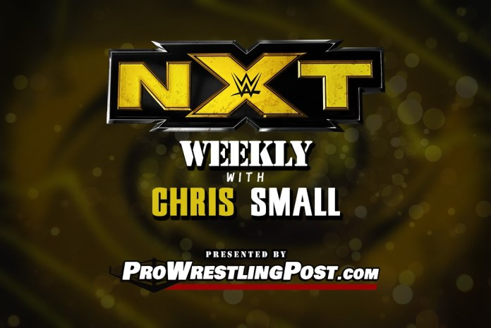 NXT Weekly with Chris Small