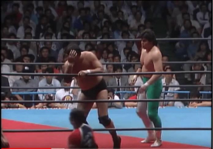 Tsuruta vs Misawa