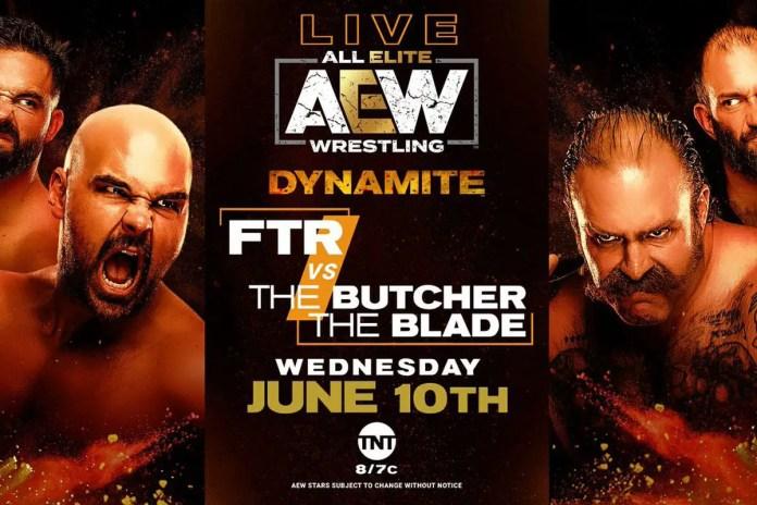 AEW Dynamite IGNITE for 6/10/20