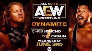 AEW Dynamite Weekly for 6/3/20