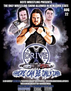 Xcite Wrestling
