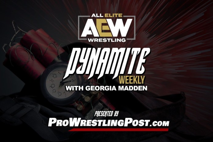 AEW Dynamite Weekly with Georgia Madden