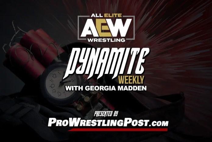 AEW Dynamite Weekly with Georgia Madden