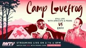 Camp Leapfrog Presents Camp Lovefrog