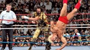 Macho Man wins WWF