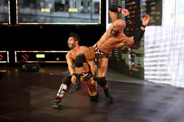 Ciampa turns on Gargano and has his moment at NXT Takeover- Chicago