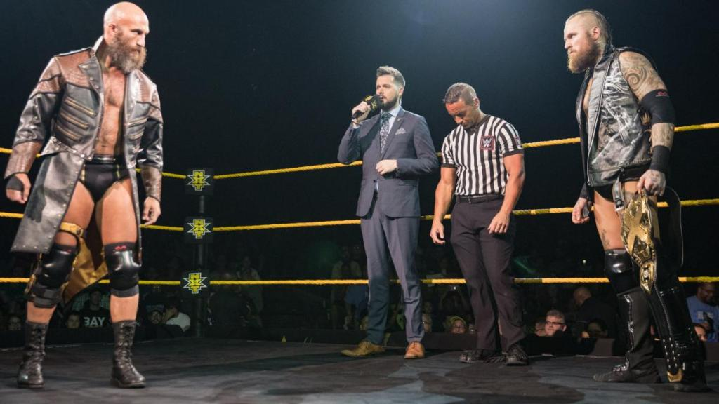 WWE NXT Results (7/25)