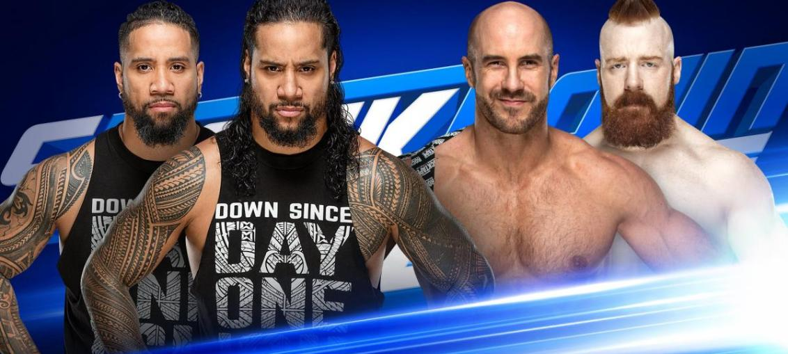 WWE SmackDown Live Results (7/31)
