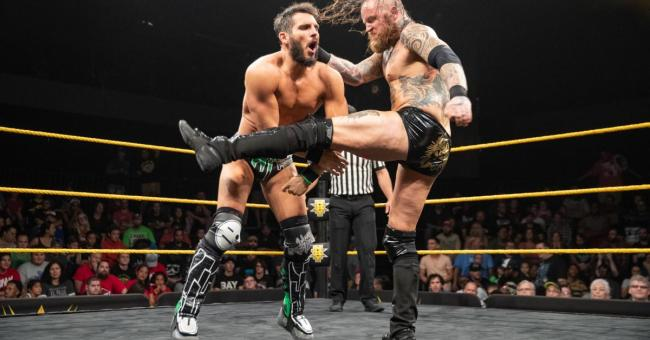WWE NXT Results (8/8)