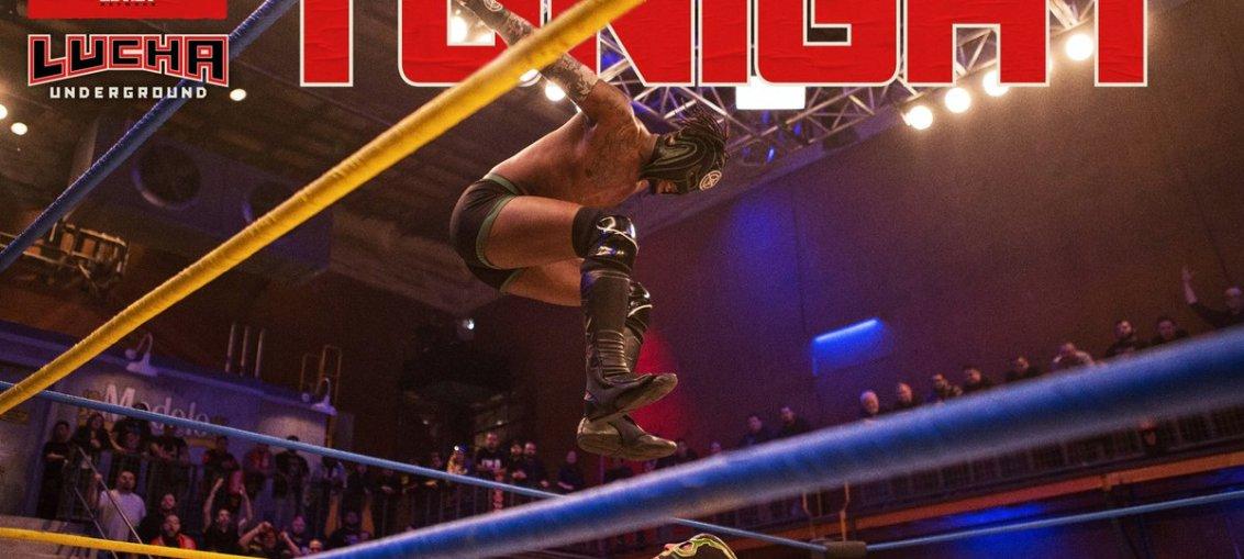 Lucha Underground Results (8/15)