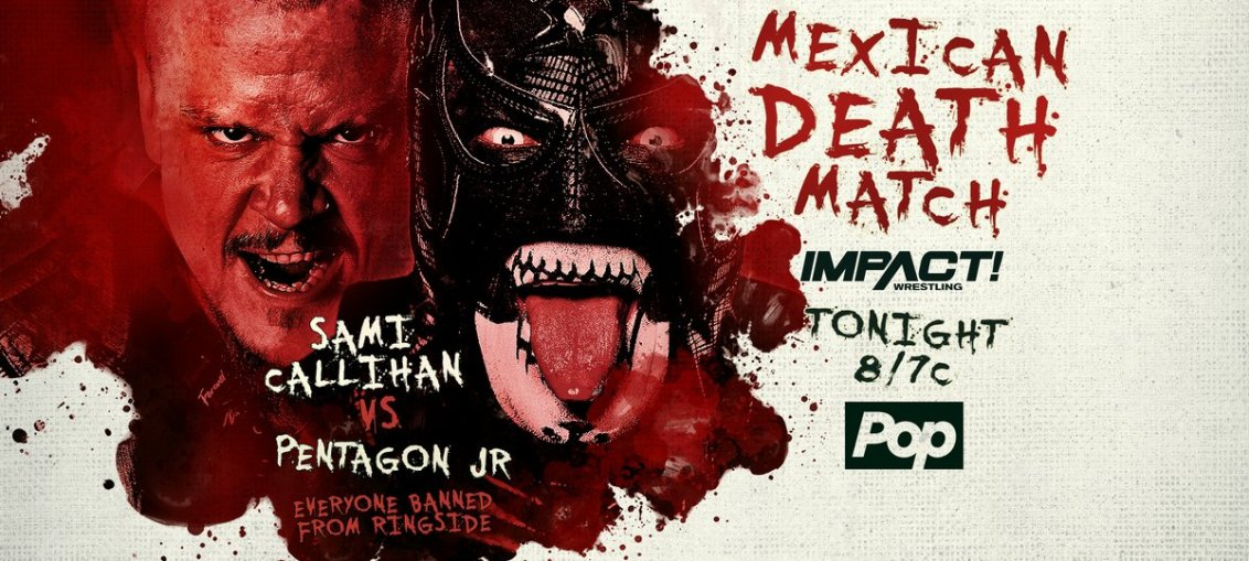 Impact Wrestling Results (8/23)