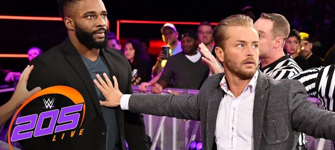 WWE 205 Live Results (8/21)
