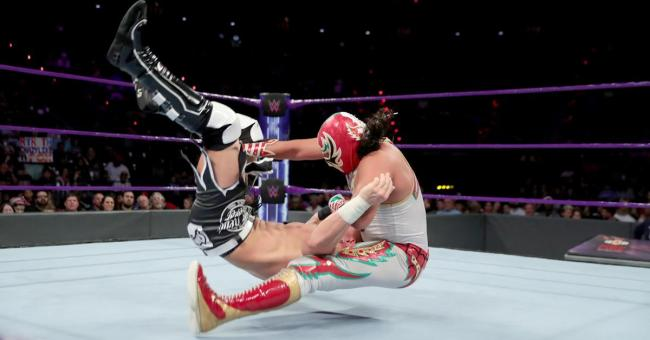 WWE 205 Live Results (9/11)
