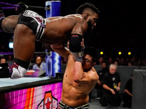WWE 205 Live Results (9/4)