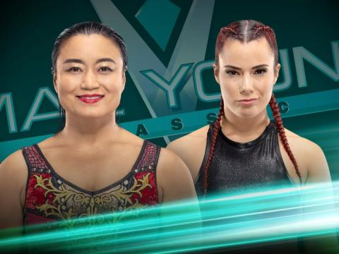 WWE Mae Young Classic Results - September 5, 2018