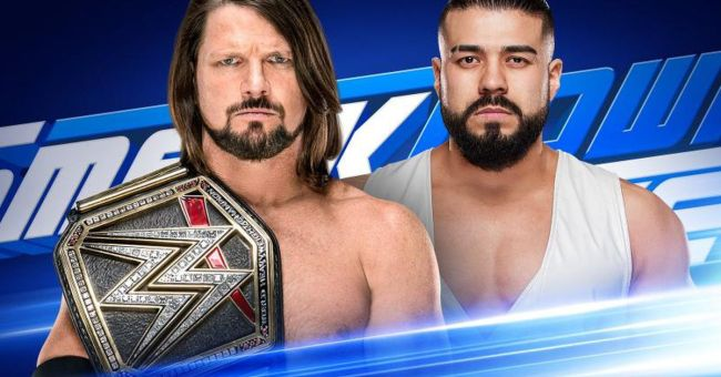 WWE SmackDown Live Results (9/18)