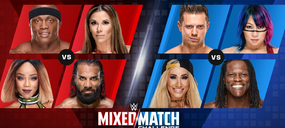 WWE Mixed Match Challenge Results - September 25, 2018